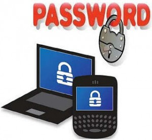 Password security with password management